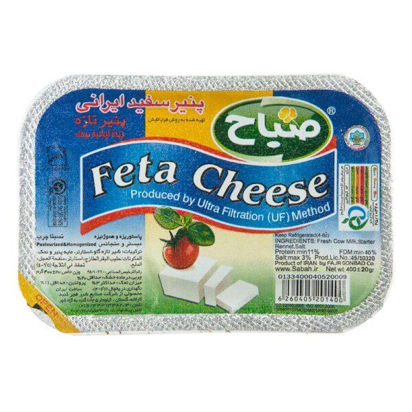 پنیر صباح 400 گرمی