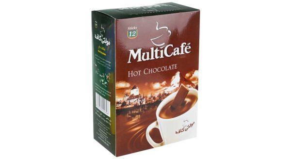 هات چاکلت مولتی کافه