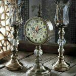 ساعت دکوری رومیزی