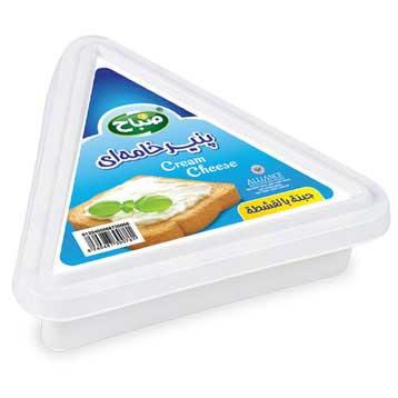 پنیر خامه ای صباح 100 گرمی