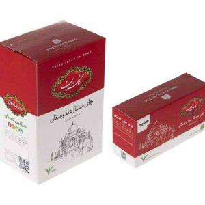 چای سیاه گلستان مدل ممتاز هندوستان به همراه هدیه
