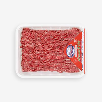 گوشت چرخ کرده گوساله ممتاز تازه خرّم پروتئین (500 گرمی)