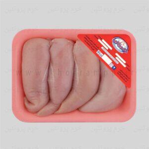 سینه مرغ بدون استخوان و پوست تازه خرّم پروتئین (1 کیلویی)