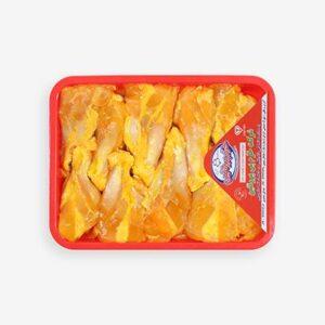 کتف زعفرانی مرغ تازه خرّم پروتئین (1کیلویی)