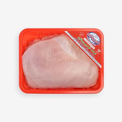 گوشت سینه بوقلمون تازه بدون پوست و استخوان