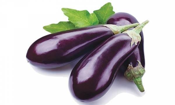 Eggplant packing