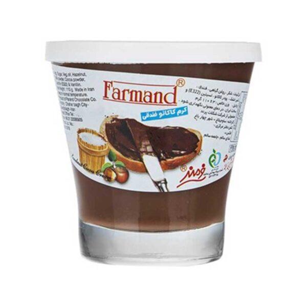 شکلات صبحانه فندقی 110 گرمی فرمند