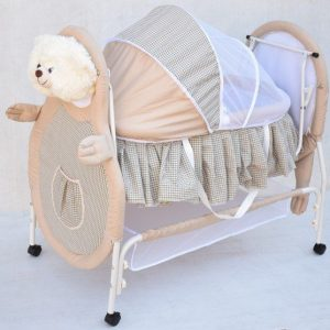 تخت وگهواره عروسکی سانیکو