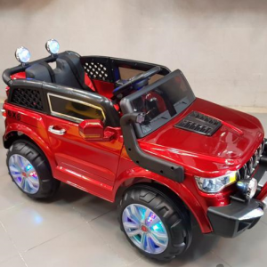 ماشین شارژی چهارموتوره جیپ jeep