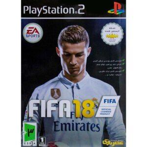 بازی FIFA 18 برای PS2