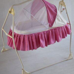تخت و گهواره نوزاد پریما