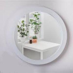 آینه دکوراتیو مدل 4Cii سفید