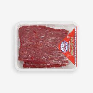 گوشت فیله گوساله نر تازه خرّم پی پروتئین (1 کیلوئی)