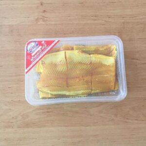 ماهی قزل آلا پاک شده تازه خرّم پروتئین (1 کیلویی)