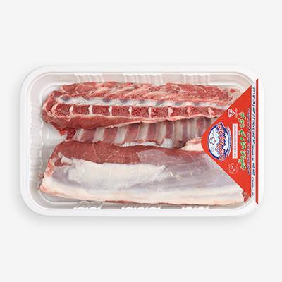 راسته با استخوان گوسفندی (1 کیلویی)