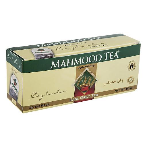 چای کیسهای معطر 25 عددی محمود
