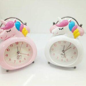 ساعت یونیکورن رومیزی
