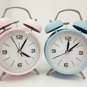 ساعت رومیزی شماطه ای