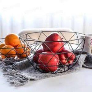 ظرف میوه فلزی طرح ایکیا