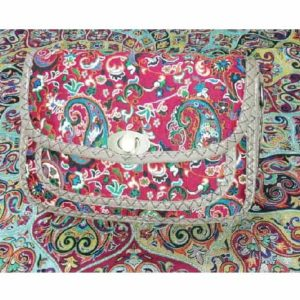 کیف دوشی ترمه زنانه