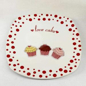 پیش دستی طرح کاپ کیک