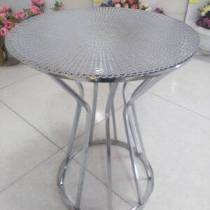 میز پایه فلزی چتری