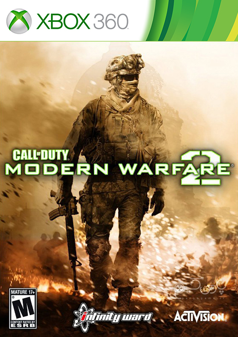 خرید بازی Call of Duty:Modern Warfare2 برای Xbox 360