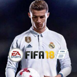 خرید بازی FIFA 18 مخصوص Xbox 360