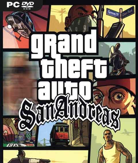 Grand Theft Auto San Andreas PC Game 1