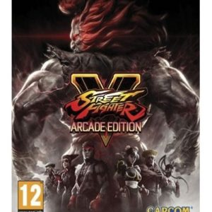 بازی Street Fighter V Arcade Edition