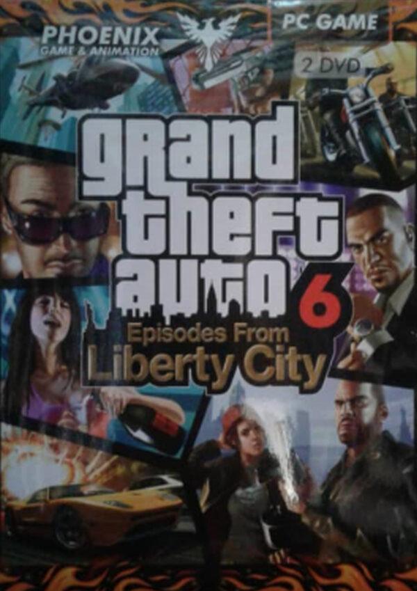 بازی Grand Theft Auto IV