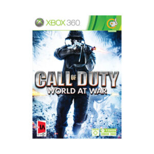 بازی Call of Duty World at War برای Xbox 360