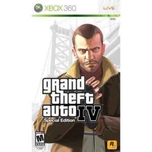 خرید بازی GTA IV برای Xbox 360