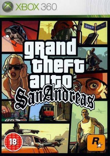 خرید بازی GTV San Andreas برای Xbox 360