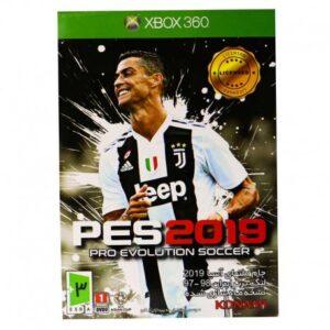 خرید بازی PES 2019 مخصوص Xbox 360