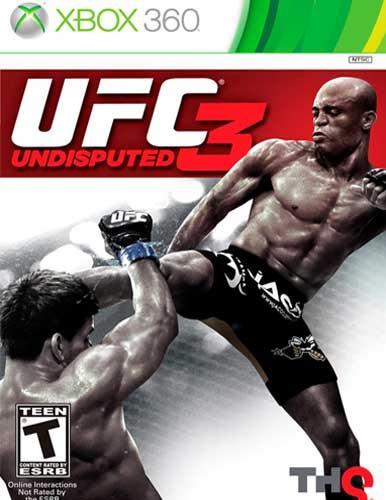 خرید بازی UFC Undisputed 3 برای Xbox 360
