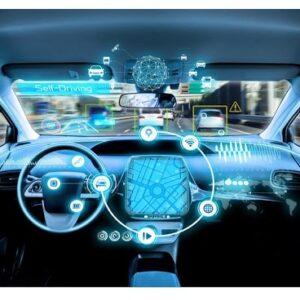 تکنولوژی و معرفی بهترین خودروهای خودران