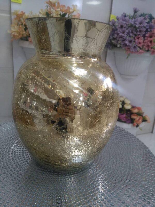 گلدان آبگز صدف