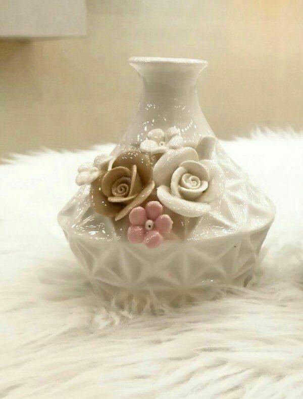 گلدان دکوری فانتزی