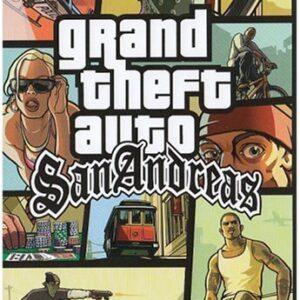 خرید بازی GTA: San Andreas برای PC