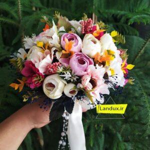 دسته گل مصنوعی عروس