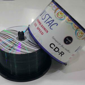 سی دی خام ۵۰ عددی ویستک