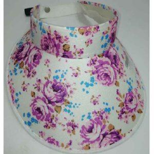 کلاه نقابی طرح دار زنانه