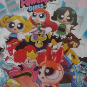 انیمیشن پف پفی ها The Power Puff Girls قسمت پنجم