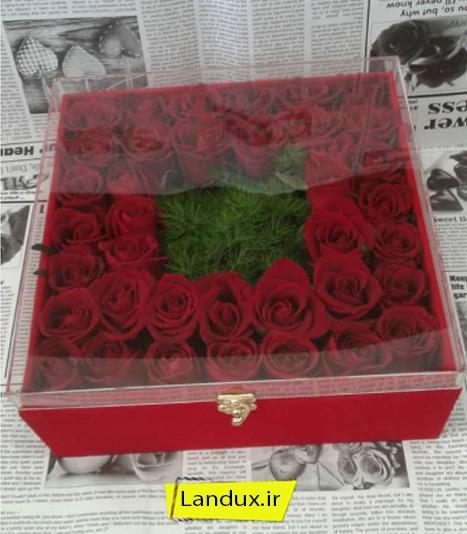 باکس گل سرخ
