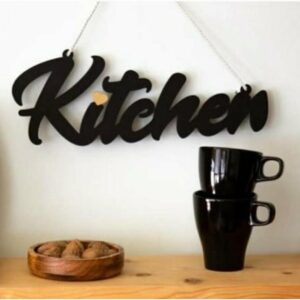 آویز چوبی kitchen