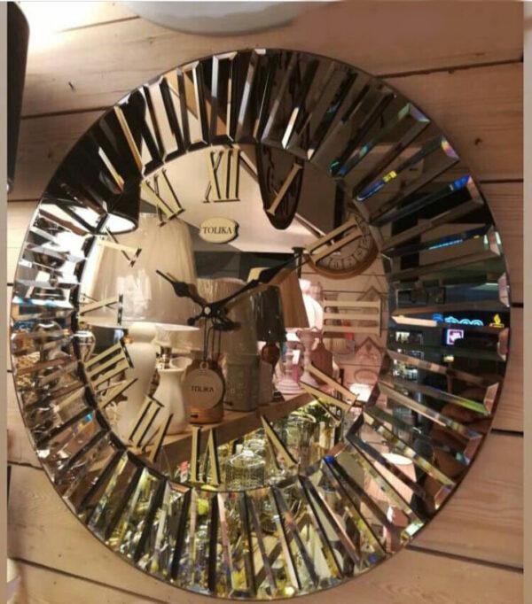 ساعت آینه ای مارک تولیکا