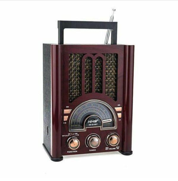 رادیو طرح قدیم NNS