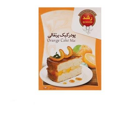 پودر کیک پرتقال رشد 500 گرم
