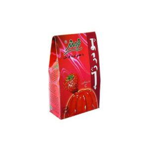 پودر ژله توت فرنگی فرمند 100 گرمی